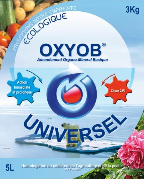 Commercialisation de l'OXYOB®