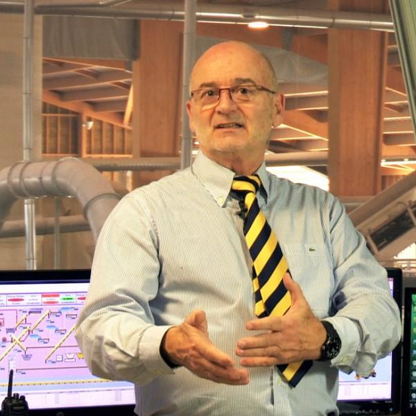 Michel Mazon, Président d'Oxalor